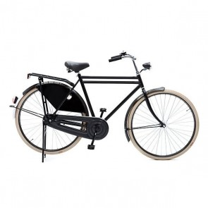 Tourfiets opa AVALON-luxe 28inch 57/remnaaf dubbele buis