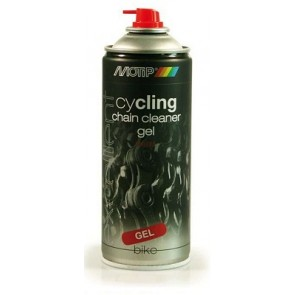 Cycling chain cleaner 400ml gel MOTIP