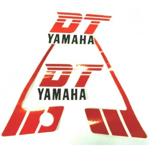 Transfer YAMAHA dt/mx 86 set compleet wit